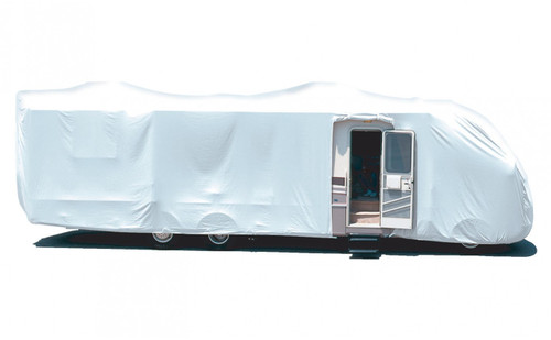 "Custom-Fit RV Cover, Tyvek, 46'1"" to 47'"