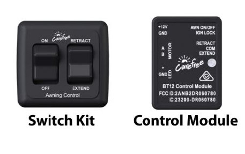 Carefree Connects Awning Wireless Upgrade Kit