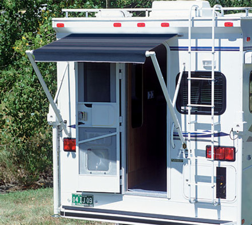Truckin' Awn truck camper rear awning