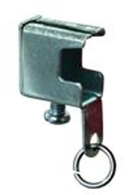 I-Beam Curtain Track End Stop, 1 pair