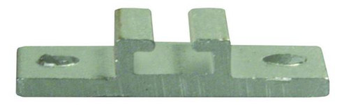 Window Curtain Track Ceiling Mounting Bracket, package of 2