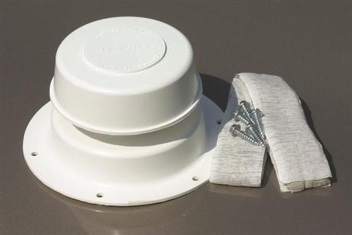 Sewer Vent Kit, White