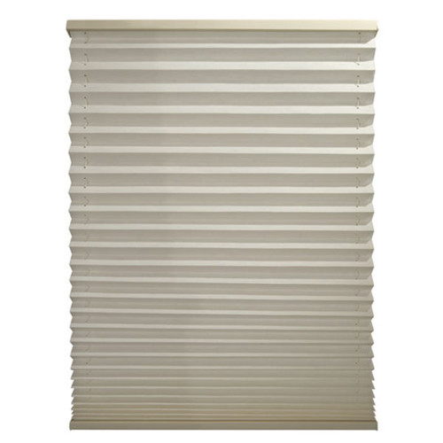 """Custom Pleated RV Night Only Shade, 24-1/2"""" - 32"""" Wide, Long Drop"""