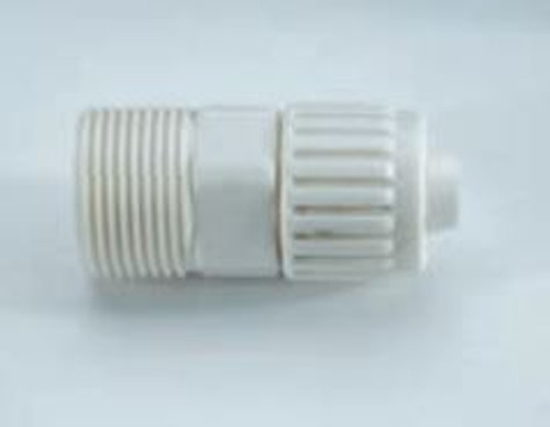 """Fresh Water Coupler Fitting, 1/2"""" PEX x 1/2"""" MPT"""