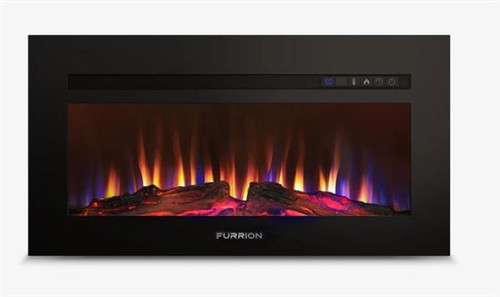 Furrion Electric Fireplace FF34SW15A-BL