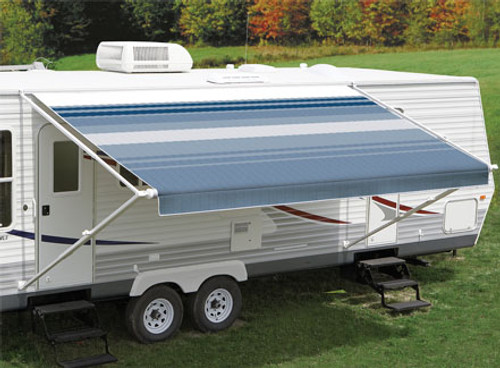 Complete MTO Acrylic Fiesta Awning, 11'