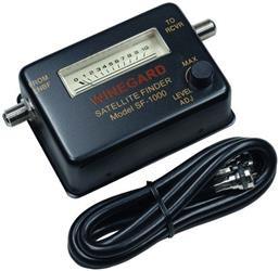 Satellite Signal Finder / Meter
