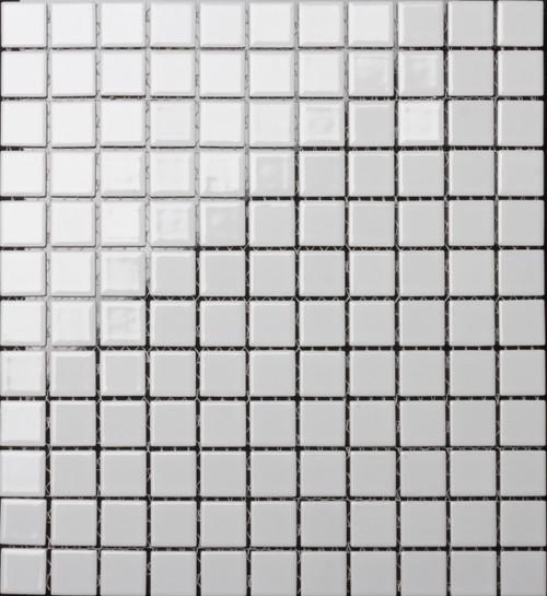 White Gloss 25mm 1S-6110