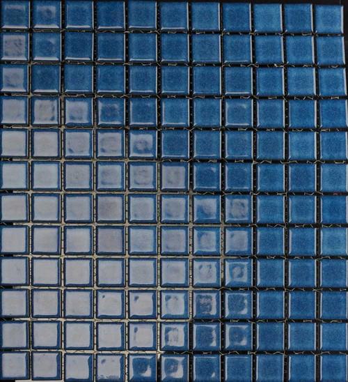 Oriental Blue Gls 25mm 1S-Bl9