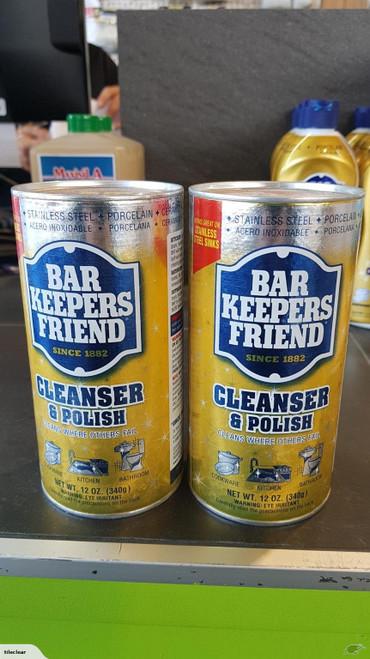 Barkeeper's Friend Cleanser&Polish Powder
