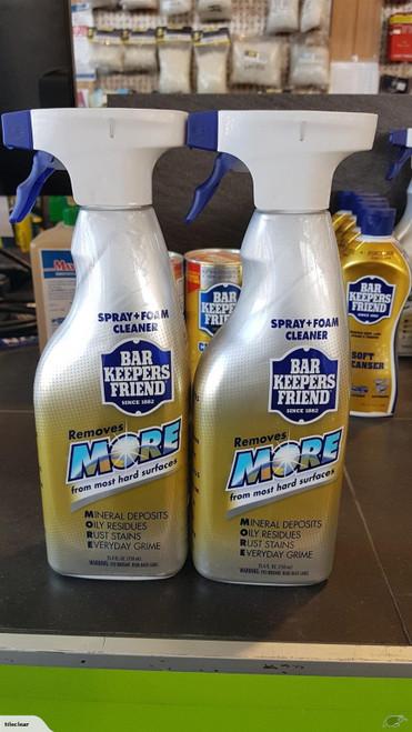 Barkeeper's Friend Spray Cleanser
