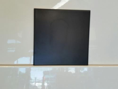 Black Matt 150x150 before cleaning (minor marking)
