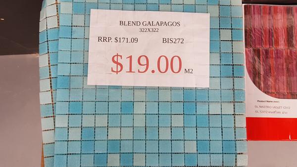 Blend Galapagos Mesh