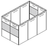 Econoplast Mews (8FT X 12FT X 8FT)