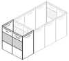 Econoplast Security Chamber (8FT X 4FT X 8FT)