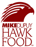 Mike Dupuy Hawk Food