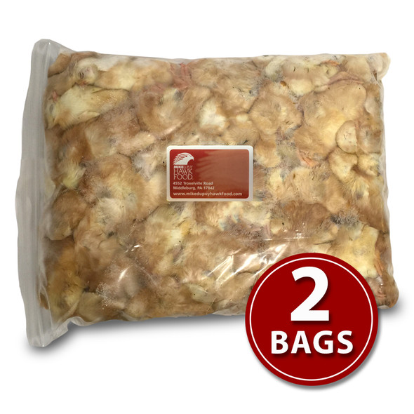 Day-Old Chicks - 2 Bags