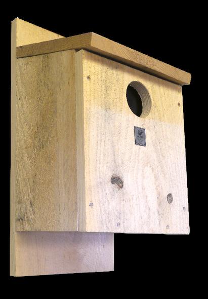 KESTREL/SCREECH OWL BOX