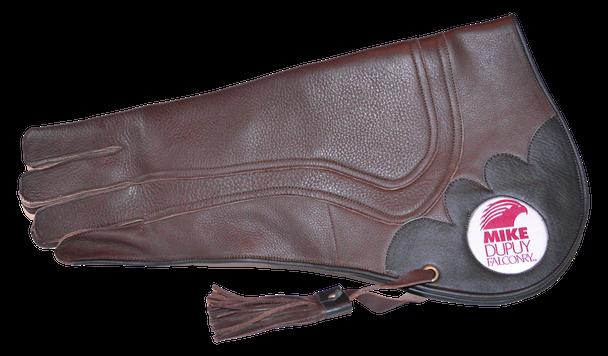Leather Eagle Glove