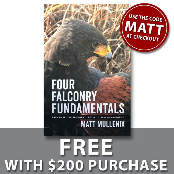 Matt Mullenix Book Free with $200 Purchase