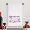 Cheers Pennsylvania Kitchen Towel