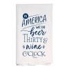 Beer Thirty America Kitchen Towel