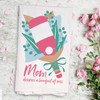 Bouquet Of Rose Kitchen Towel