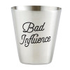 Personality PLUS Stainless Steel Shot Cups - Set of 4