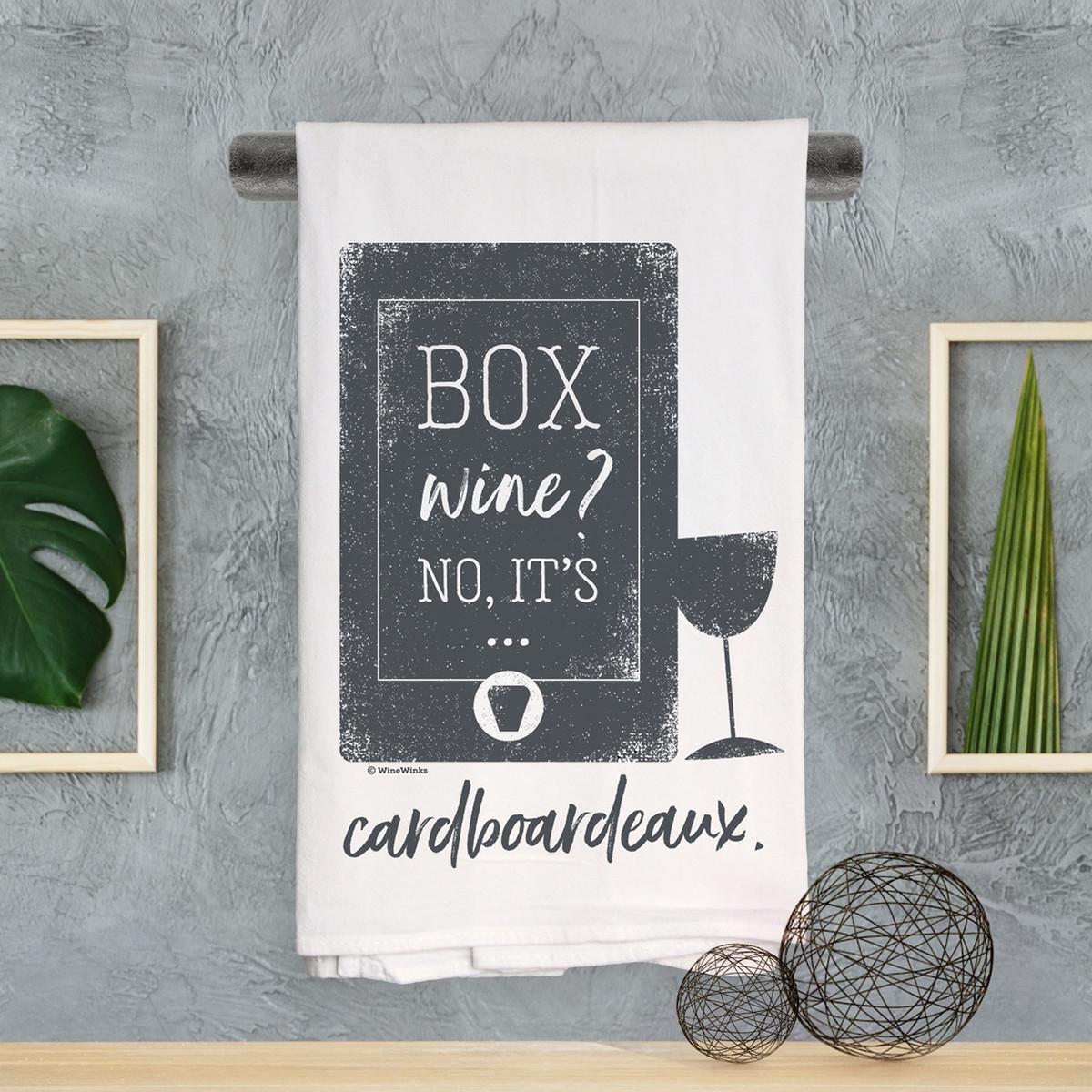 Cardboardeaux Kitchen Towel