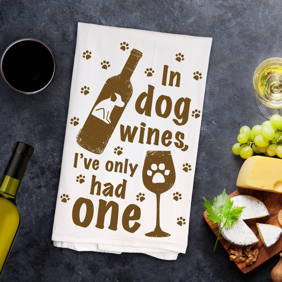 In Dog Wines -- Out of Stock available in August