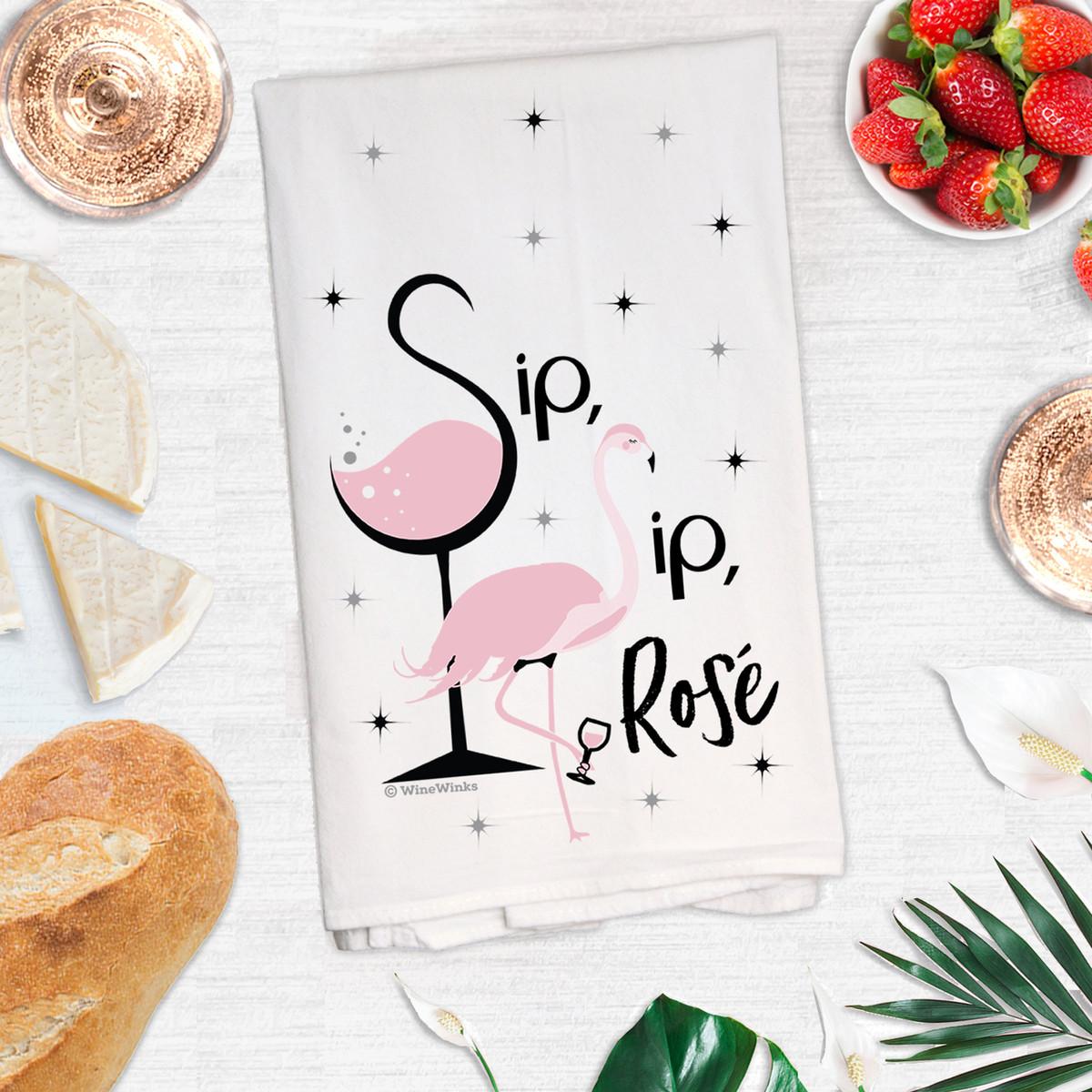 Sip, Sip, Rose'