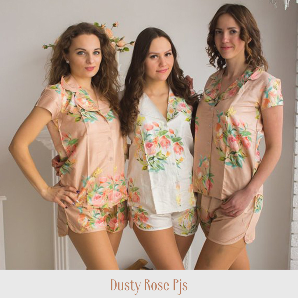 set of 3 pj sets