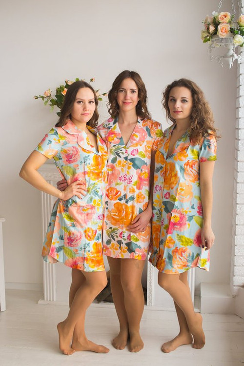 Bridesmaids Button down Shirts