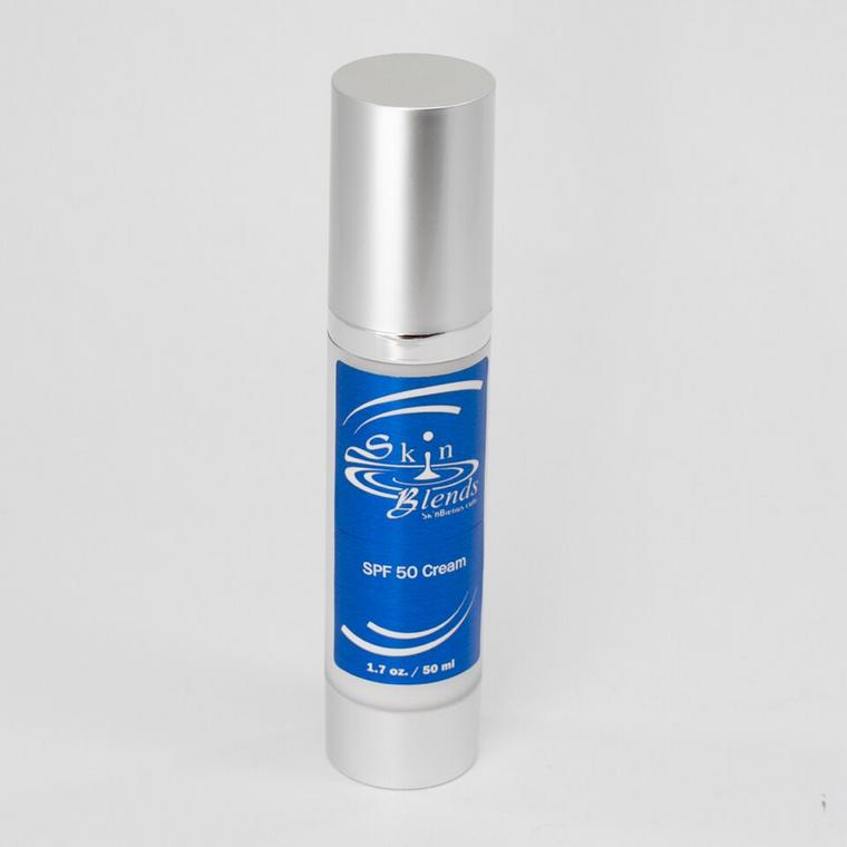 SPF-50 Cream Moisturizer 50ml Pump