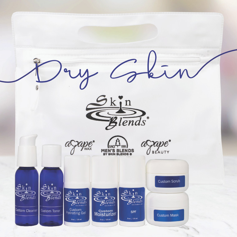 Aesthetic Designer Line (Added Color and Aroma) Dry Skin