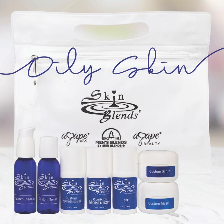 Essential Designer Line (Added Essential Oils & Natural Color) Oily Skin