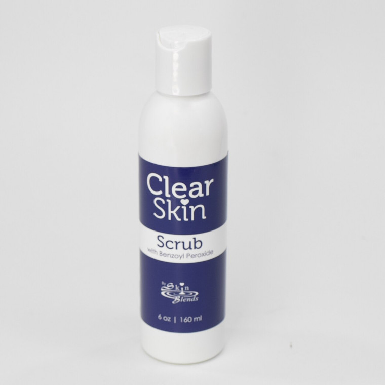 Clear Skin Scrub 6oz.