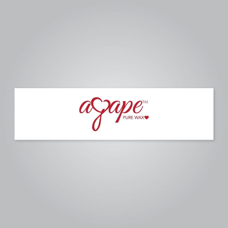 Agape® Brazilian Wax Towel