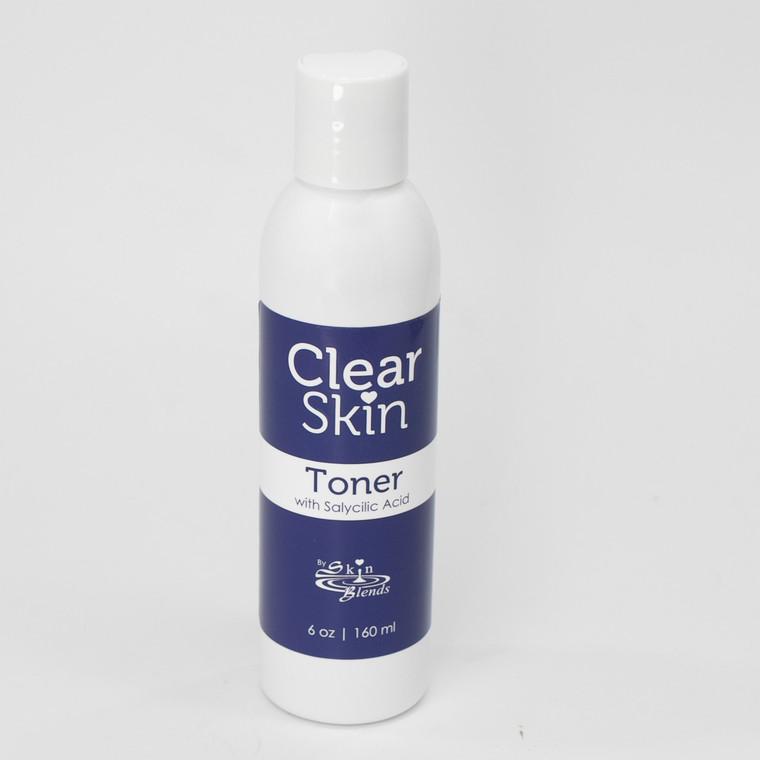 Clear Skin Toner 6oz.