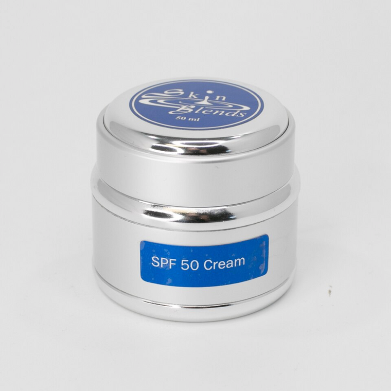 SPF-50 Cream Moisturizer 50ml Jar