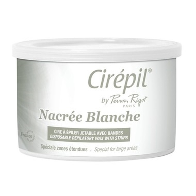 Cirepil Nacree Blanche STRIP Wax 400g