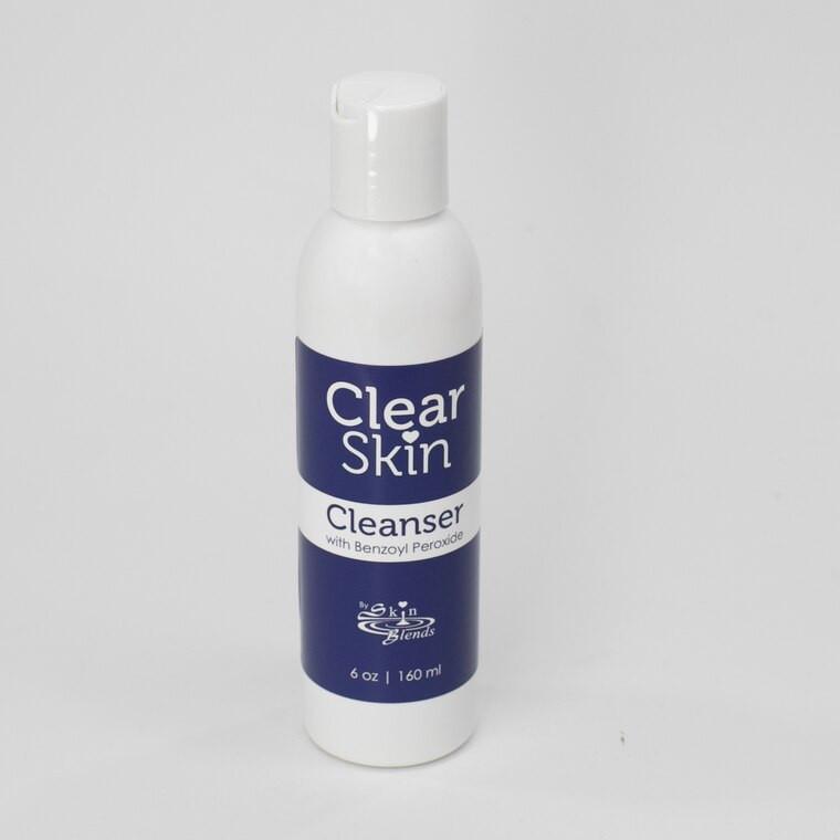 Clear Skin Cleanser 6oz.
