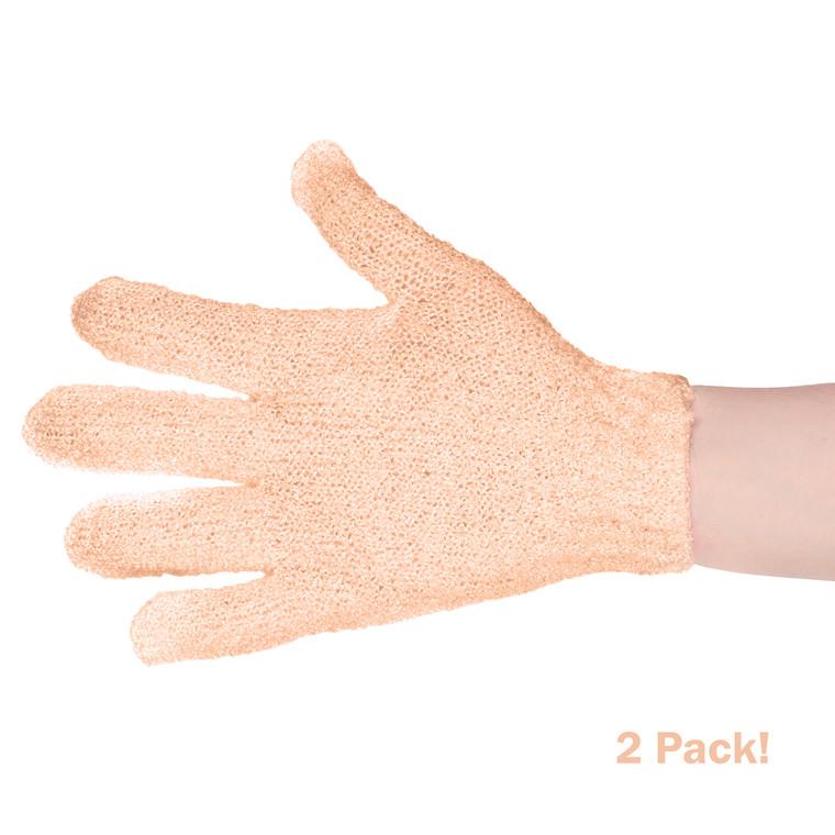 Exfoliating Gloves - 2/pkg