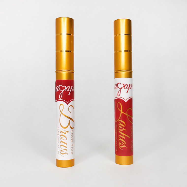 Agape® Love Your Lashes & Brows Duo