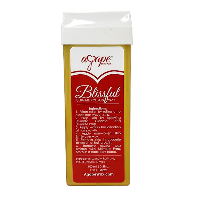 Agape® Blissful Roll-On - Ultimate Strip Wax