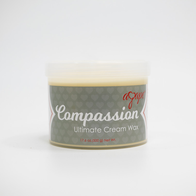 Agape® Compassion: Ultimate Cream Strip Wax