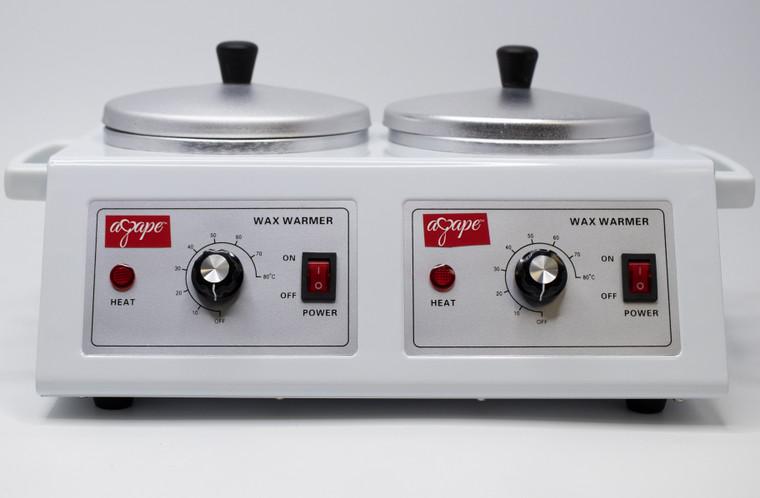 Agape® Double Wax Warmer
