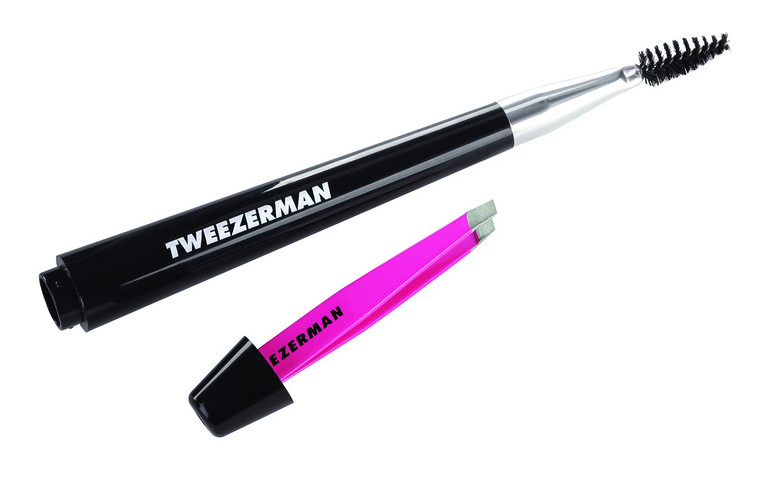 Tweezerman Hideaway Brow Brush