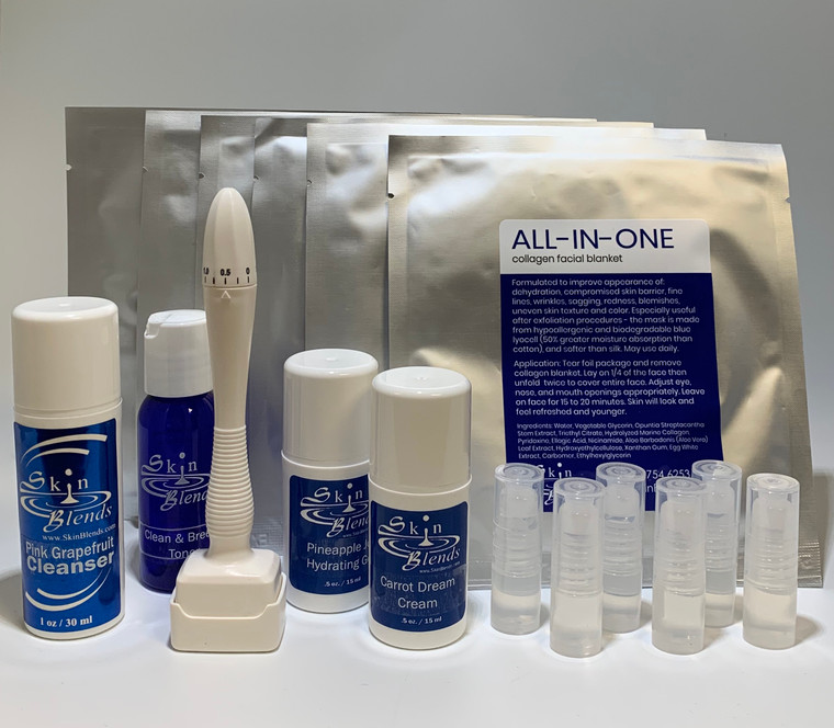 At Home Care Microneedling Kit 6 Treatments