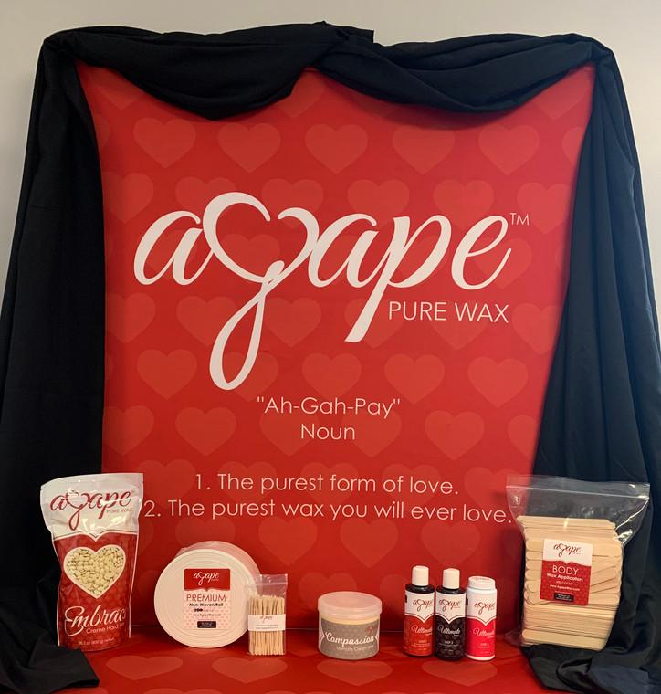 Agape Cream Wax Kit